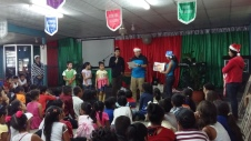 Christmas celebrations with ChildCARE Plus kids!