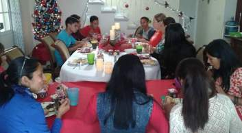 Staff Christmas Party