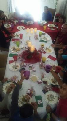Staff Christmas Dinner 2016