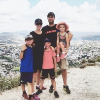 Hello Evans Family