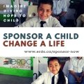Increase hope in the life of a child