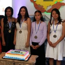 Grade 12 Graduates